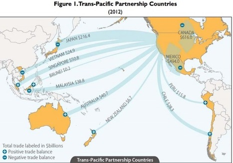 The Trans Pacific Partnership is in trouble on Capitol Hill. Here's why. | US History | Scoop.it