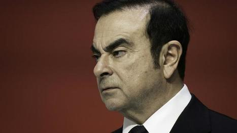 Les actionnaires de Renault rejettent la rémunération de Carlos Ghosn | Politique salariale et motivation | Scoop.it