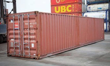 Buy or Hire 40ft Shipping Container – Cleveland Containers | Cleveland Containers | Scoop.it