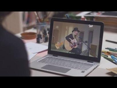 Emile Duport : Découvrez le clip interactifde Burn d'Ellie... | Branded entertainment | Scoop.it