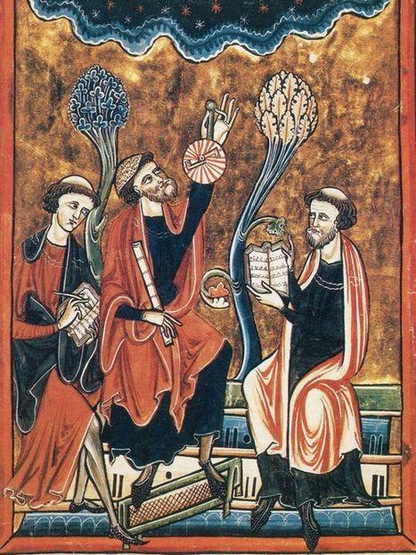 El estrellado mundo del poeta Chaucer, creador del GPS medieval y del primer manual de instrucciones técnicas | Cuentos | Scoop.it
