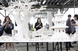 Relive your youth and play with millions of Legos on The High Line | Heron | Scoop.it