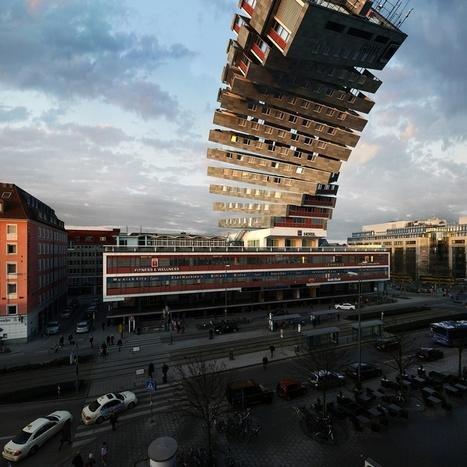 Les récréations architecturales de Victor Enrich | Slate | Ca m'interpelle... | Scoop.it