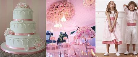 Déco salle de mariage - DIY Déco | Décoration de Mariage, Baptême et déco de table | Scoop.it