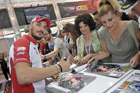 Ducati Superbike Team - Misano! | Ductalk Ducati News | Scoop.it