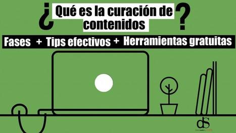 #ContentMarketing : ¿Qué es la curación de contenidos? | Estrategias de Curación de Contenidos: | Scoop.it