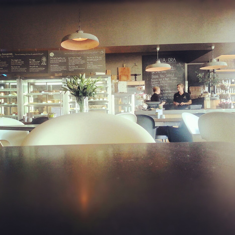 Dubai's Organic Gourmet Cafe - The Lime Tree Cafe and Kitchen | findmeabreak | Scoop.it