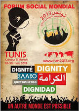 Declaration of the Social Movements Assembly – World Social Forum 2013 29 March 2013, Tunisia [En, Ar, Fr, Es] | real utopias | Scoop.it