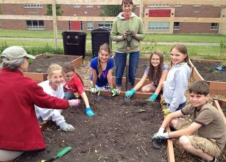 Millburn School in Wadswoth, IL hopes to grow its educational gardens | School Gardening Resources | Scoop.it