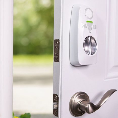 Des objets connectés pour sécuriser sa maison - H+ Magazine | Ressources pour la Technologie au College | Scoop.it
