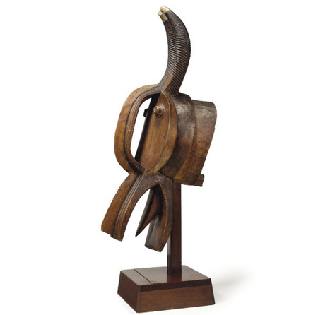 One of #Picasso's Favorite #African #Masks Goes to #Auction. #art   Luby Art   Scoop.it