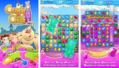 Candy Crush Soda para Android/iOS/Windows Phone/PC/Apk | Promocion Online | Scoop.it