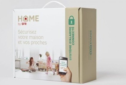 "SFR enrichit son offre domotique ""Home by SFR"" - ITRnews.com 