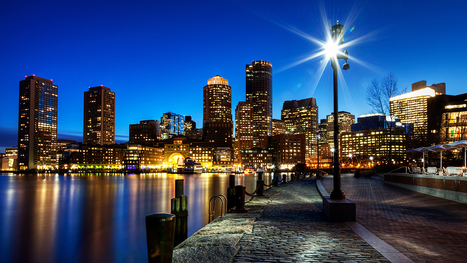 Why Boston Is One Of The World's Smartest Cities | Sustainable Urban Future | Scoop.it