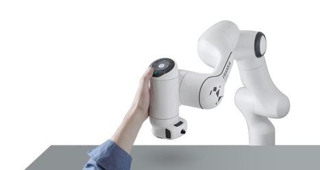 Franka, le robot collaboratif qui peut se construire lui-même | Une nouvelle civilisation de Robots | Scoop.it