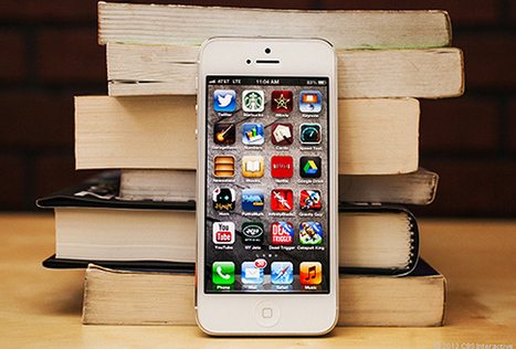 88 Best iOS Apps For Mobile Learning [Infographic] | Everyday things you might like | Scoop.it