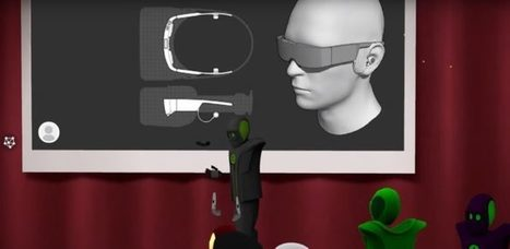 Leap Motion offers hints of new VR tech – | Virtual Worlds, Virtual Reality & Role Play | Scoop.it