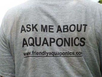 Concerned About Unfriendly GMO's? Try Friendly Aquaponics! | The Organic View Radio Show | GMOs & FOOD, WATER & SOIL MATTERS | Scoop.it