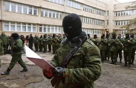 Ukraine's Crisis: Economic Sanctions Could Trigger a Global Depression   Daily Crew   Scoop.it