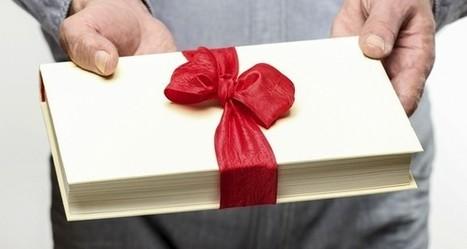 12 razones por las que regalar un libro | Universo Abierto | Educacion, ecologia y TIC | Scoop.it