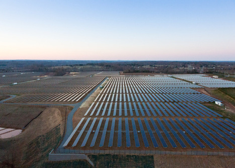 Apple now powering its cloud with solar panels, fuel cells | GigaOM Cleantech News | Développement durable et efficacité énergétique | Scoop.it