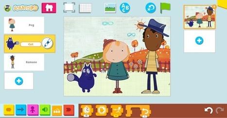 New PBS KIDS ScratchJr app launches | App Articles | Scoop.it