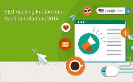 Most Important SEO Ranking Factors Of 2014 - #Infographic | Digital Love | Scoop.it
