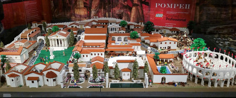 Lego, Pompeii, and the power of anachronism | LVDVS CHIRONIS 3.0 | Scoop.it