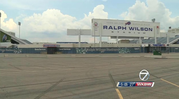 Ralph Wilson Stadium Could See Extra Security During Game Days - WKBW-TV | Sports Facility Management. 4340736. | Scoop.it