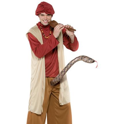 Charmeur de serpent ou bien ?   deguisements   Scoop.it