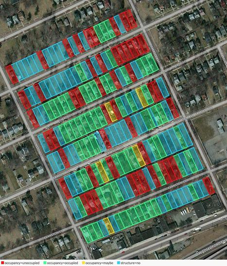 Detroit: Using StreetView TIME MACHINE to assess the damage of the '08 financial crash | Machines Pensantes | Scoop.it