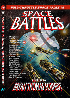 Space Battles – Edited by Bryan Thomas Schmidt » Bookworm Blues | Science Fiction Books | Scoop.it