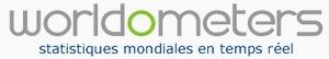Les statistiques du monde, en direct avec Worldometers, en français | Courants technos | Scoop.it