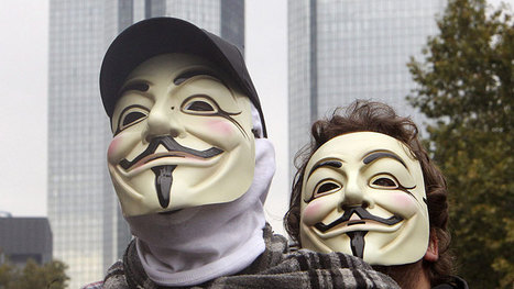 Wearing a mask at a riot is now a crime - Canada - CBC News | Gentlemachines | Scoop.it