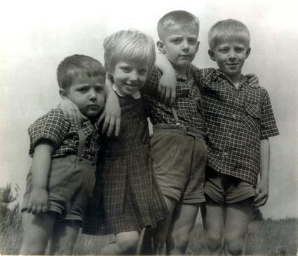 Mes frères et moi: la photo! | | Ca m'interpelle... | Scoop.it