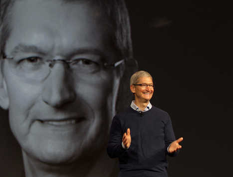 Tim Cook: Apple's tax bill will have a 'harmful' effect on investment in EU | Nerd Vittles Daily Dump | Scoop.it