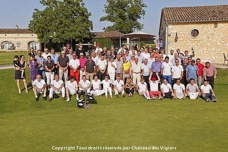 Saint-Emilion : résultats du trophée de golf des Crus Classés - Aquitaine Online   actualité golf - golf des vigiers   Scoop.it