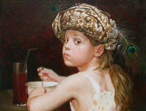 Charalambos Papadopoulos -Artodyssey- | L'art, l'humour et l'humain... | Scoop.it