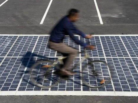 Mille kilomètres de routes solaires d'ici à 2021 | Acteurs de la transition énergétique | Scoop.it