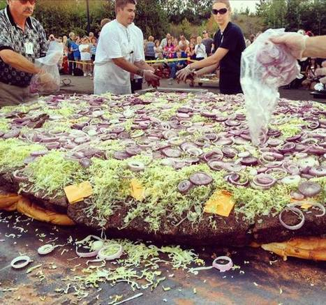 Look at These Pictures of the Biggest Food on Earth | ♨ Family & Food ♨ | Scoop.it