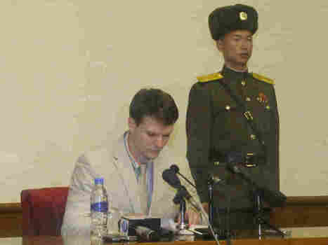 N. Korea Sentences American Student To 15 Years Of Prison, Hard Labor | World History - SHS | Scoop.it
