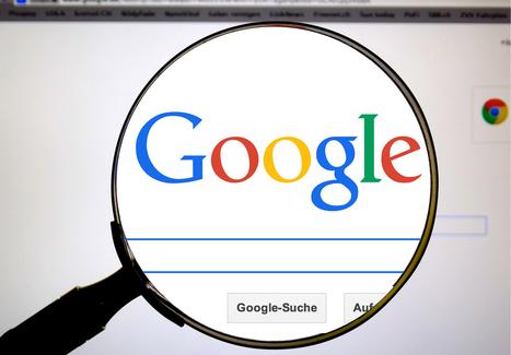 Multa de 150.000 euros a Google por filtrar datos personales vulnerando el 'derecho al olvido' | COMUNICACIONES DIGITALES | Scoop.it