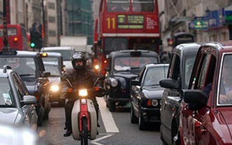 Trafiic congestion costs UK economy £4.3bn a year - Telegraph.co.uk | Loretto Macro Economics | Scoop.it