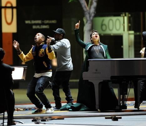 Alicia Keys canta para Spiderman | Noticias relacionadas con Hans Zimmer | Scoop.it