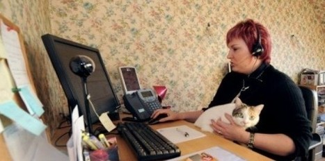 Les fonctionnaires vont bientôt pouvoir travailler... de chez eux   Noof - Communes 21   Scoop.it