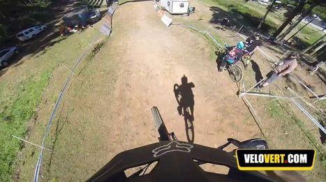 Vidéo: La coupe du monde de Pietermaritzburg avec le team Riding Addiction | 100% VTT | Scoop.it