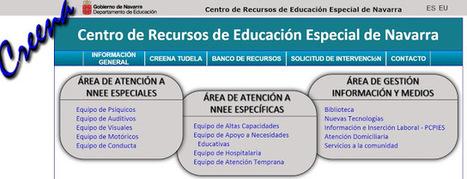 CREENA - Centro de Recursos de Educación Especial de Navarra | #TuitOrienta | Scoop.it