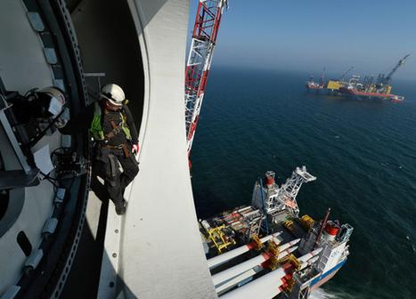 Senvion installs offshore giant 111   Oil & Gas   Scoop.it