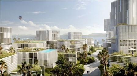 [Abuja, Nigeria] Jabi Lake Masterplan Proposal / Studio Seilern Architects | The Architecture of the City | Scoop.it