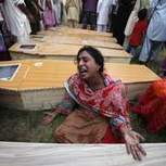 Pakistan Protests At Deadly Church Bombings - Sky News | theLIVEJOBS | Scoop.it